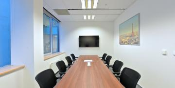 New meeting rooms in the city centre of Prague