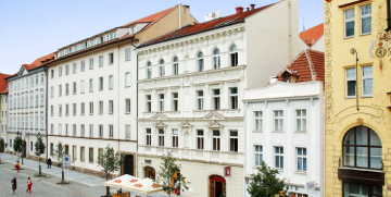 Commercial space for rent – Ovocny trh, Prague 1 – Old Town