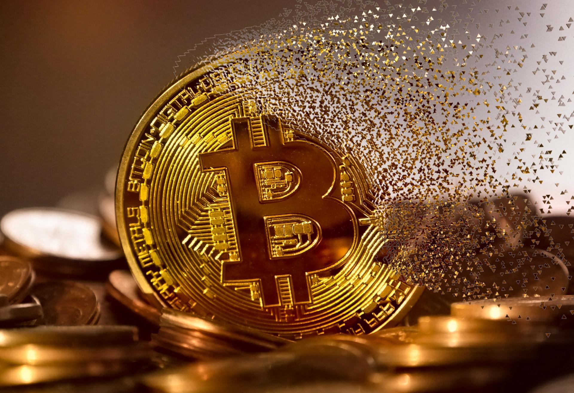 bitcoin rizika